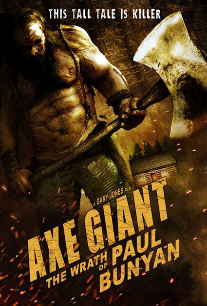 Axe Giant : The Wrath of Paul Bunyan
