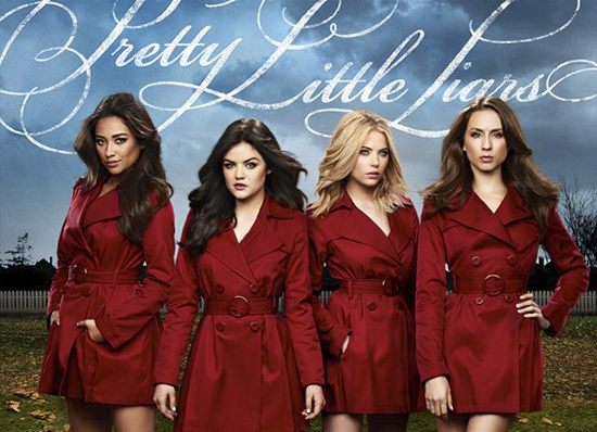 Pretty Little Liars Saison 4