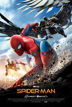 SPIDER-MAN: HOMECOMING Cpasbien