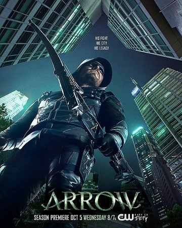 Arrow – Saison 5