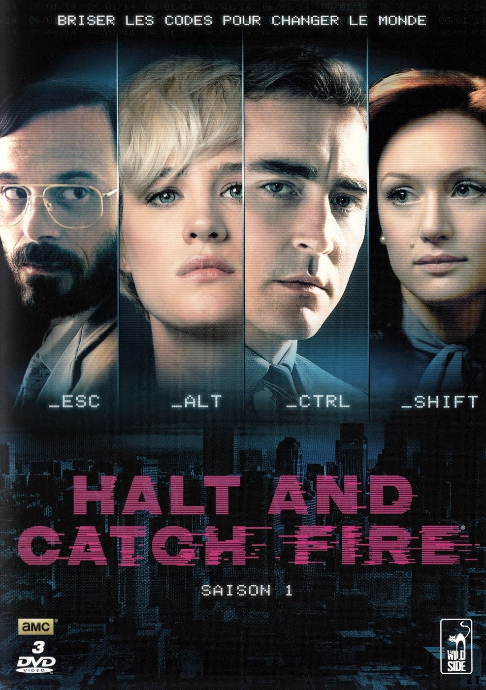 Halt and Catch Fire Saison 1