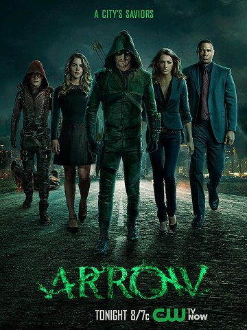 Arrow Saison 3 en streaming