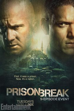 Prison Break Saison 5